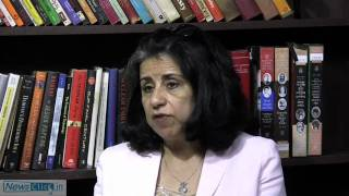 Githa Hariharan in Conversation with Radwa Ashour and Ahdaf Souief pt 1