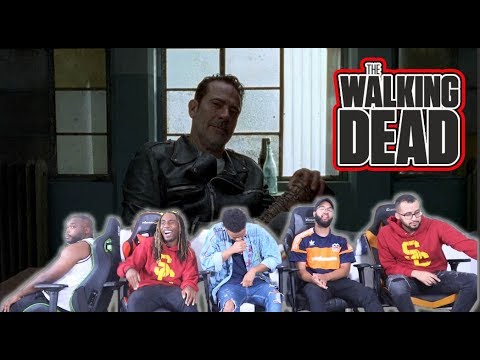 """The Walking Dead Season 8 Episode 5 """"The Big Scary U"""" Reaction/Review"""