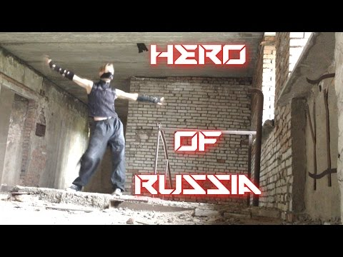 Video for Russian massive industrial dance