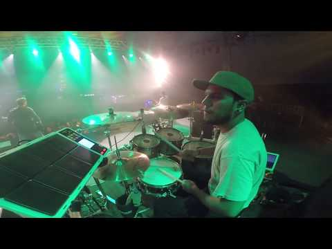 Rodrigo Stanck - DrumCam - Malbec Trio Tempos ModernosCakePesadãoMorenaBlecauteAttention