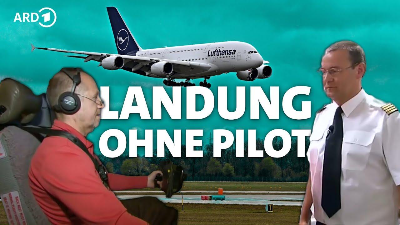 Kann ein Passagier im Notfall einen Linienjet notlanden?