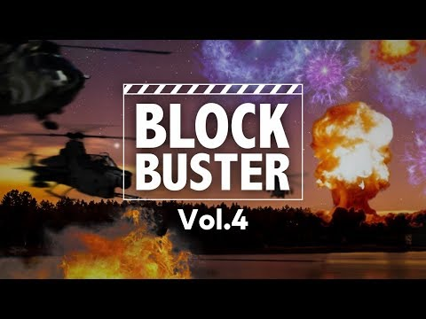 Blockbuster Vol 4: Explosions, Fire, Shockwaves and Smoke Effects| Filmora Effects Store