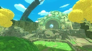 slime rancher using a slime key and discovering the ancient ruins