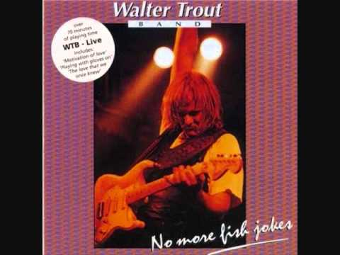 """Going Down"" (live) - Walter Trout Band"