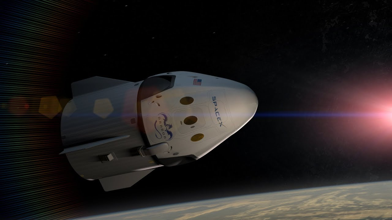 space flight spacex dragon v2 insider - photo #42