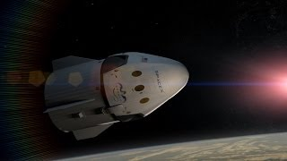 SpaceX Dragon V2 | Flight Animation