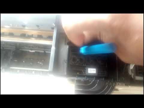 Remove Print Head Epson L 1300 Printer !! Replace Print Head Epson L 1300 !! Remove & Replace Head