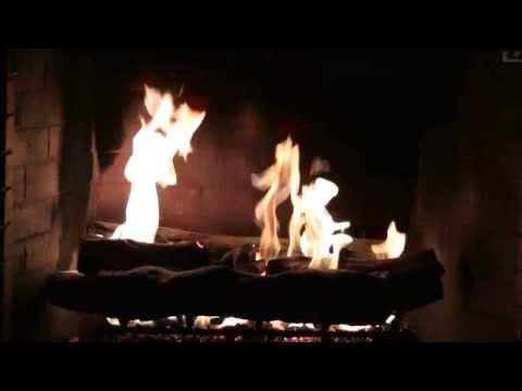 Fireplace 4 Hours!! No Ads!! (no sound)