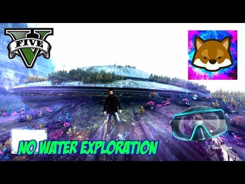 GTA 5 NO WATER MOD EXPLORATION!! LIVE CHILL STREAM