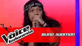 Boy - Semut Hitam | Blind Auditions | The Voice Indonesia GTV 2018