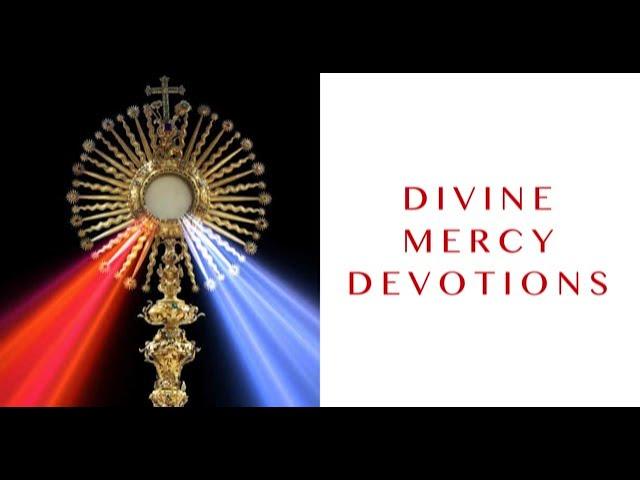 Divine Mercy Sunday Devotions - April 11, 2021