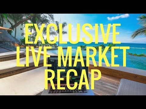 Small Accounts Program Review And Exclusive Live Trading Market Recap
