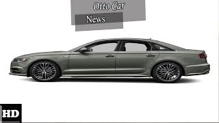 HOT NEWS  !!!! 2018 Audi A6 Engine Overview