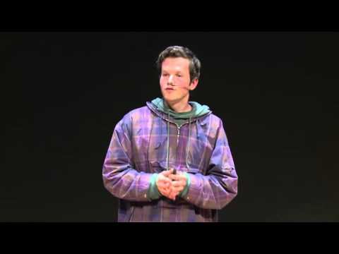 Just for Fun: An Evolutionary Perspective | Jackson Crook | TEDxBrownU