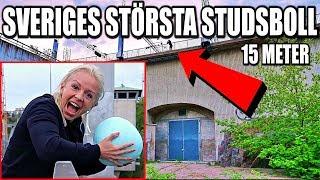 SVERIGES STÖRSTA STUDSBOLL