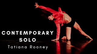 Salt and Light | Contemporary Dance Solo by Tatiana Rooney