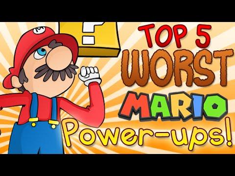 Top 5 Worst Mario Power Ups - The Lonely Goomba