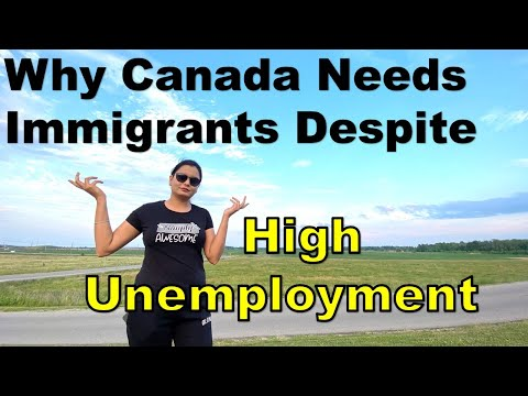 Why Canada Still Needs Immigrants Despite High Unemployment | Canada Couple