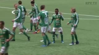 KPV - AC Kajaani la 25.3.2017  - Tilannekooste