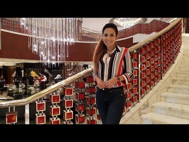 100 Híres épület a világban - 19. rész Grand Lisboa | Tamás Anita