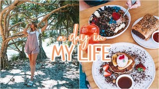 WHAT I EAT + DO TO BE HAPPY | A Day In My Life ✌😄💛