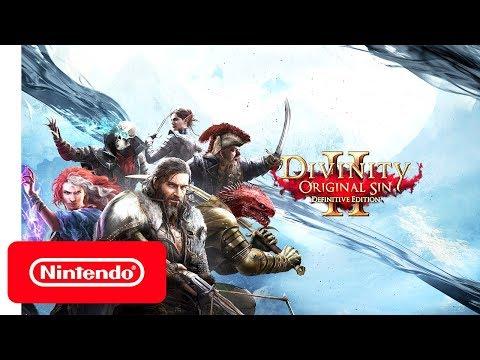 Divinity: Original Sin 2 - Definitive Edition - Nintendo