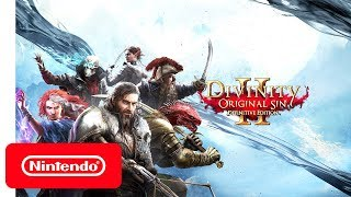Divinity: Original Sin 2 - Definitive Edition - Nintendo Switch