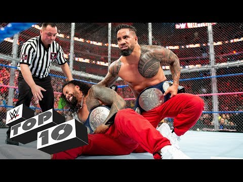 The Usos' greatest