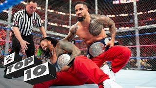 The Usos' greatest moments: WWE Top 10, Jan. 8, 2020