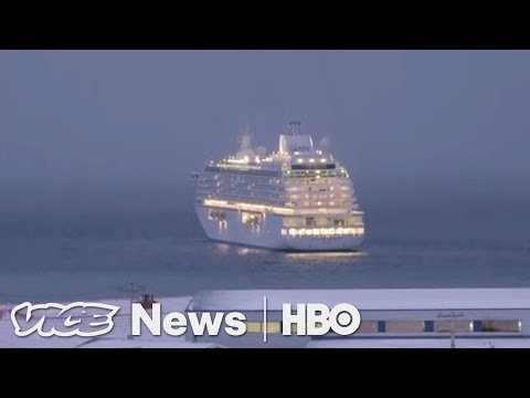VICE News Tonight: Arctic Cruise Ships Threaten Inuit Communities