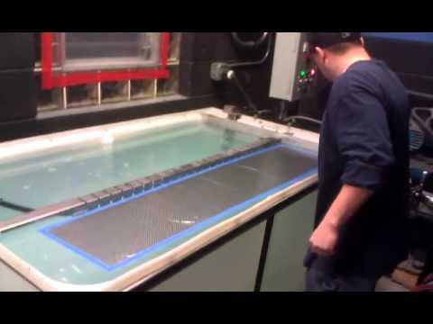 Metodo rapido de hacer fibra de carbon style youtube for Como construir pileta de material