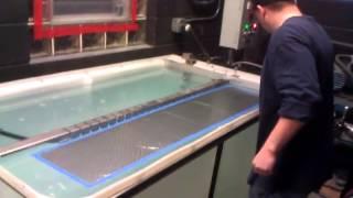 Metodo rapido de hacer Fibra de Carbon Style