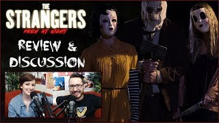 THE STRANGERS: PREY AT NIGHT Review & Discussion (Bonus Dead Meat Podcast Episode)