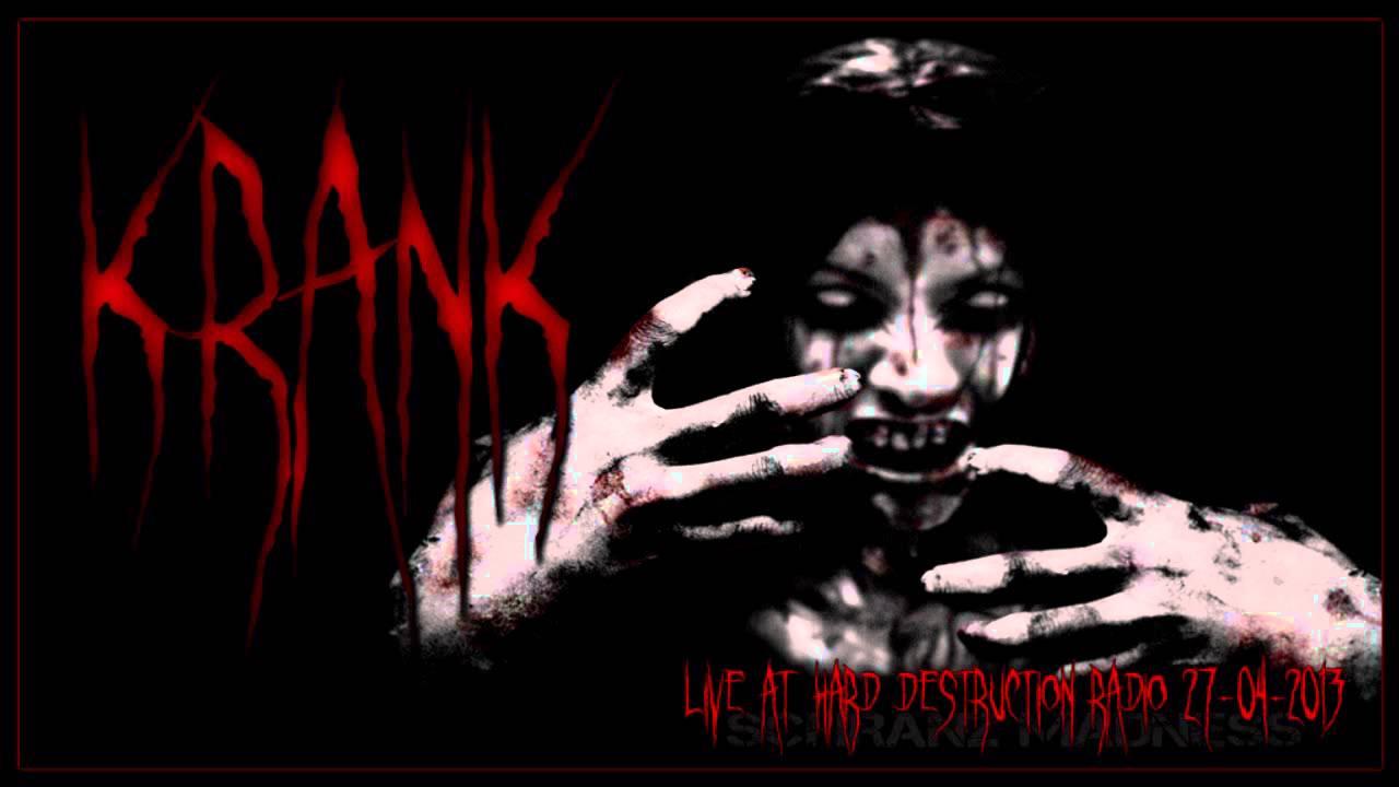Dj Krank @ Hard Destruction Radio 27-04-2013 (Hardtechno/Schranz)