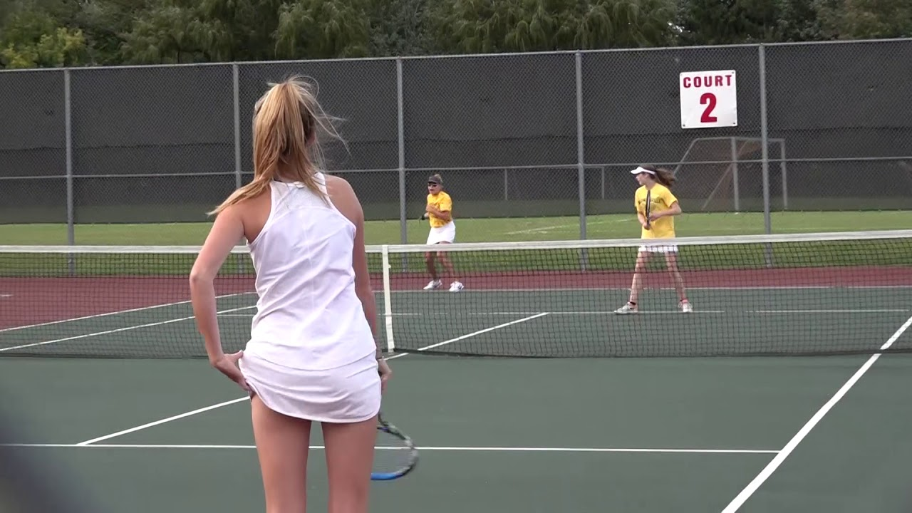 Fall Girls Varsity Tennis Baldwinsville VS Fayetteville Manlius 9/24/2018