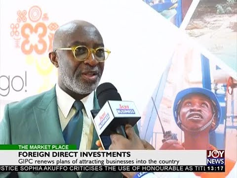 Foreign District Investments - The Market Place on Joy News (13-12-17)