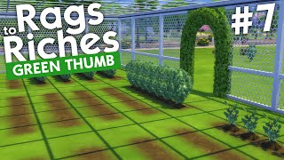 The Sims 4 - Rags to Riches: Green Thumb (Part 7)