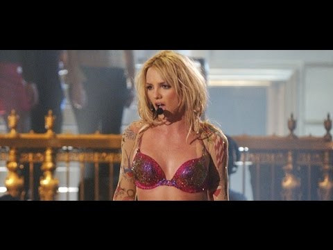 Britney Spears - Breathe On Me (live abc special in the zone)