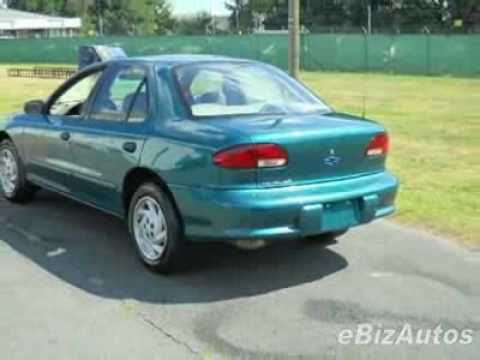 1999 chevrolet cavalier sedan youtube. Black Bedroom Furniture Sets. Home Design Ideas