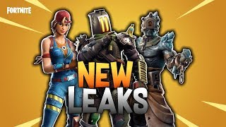 *ALL NEW* LEAKED FORTNITE SKINS & EMOTES.. 7.30 UPDATE!!! - Fortnite Battle Royal SEASON 7