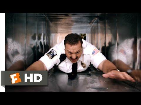 Paul Blart: Mall Cop (2009) - Air Vent Attack Scene (3/10)   Movieclips