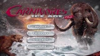 👍Carnivores: Ice Age Pro -By Tatem Games - Action - iTunes/Android