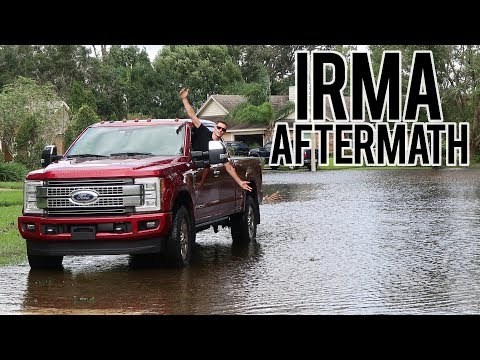 Hurricane Irma - Aftermath in Central Florida