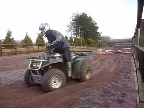 quad yamaha timberwolf 250cc
