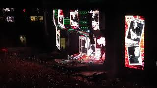 Ed Sheeran -- -- Galway Girl  -- LIVE Arena Nationala Bucharest 3 July 2019 - Crowd interaction