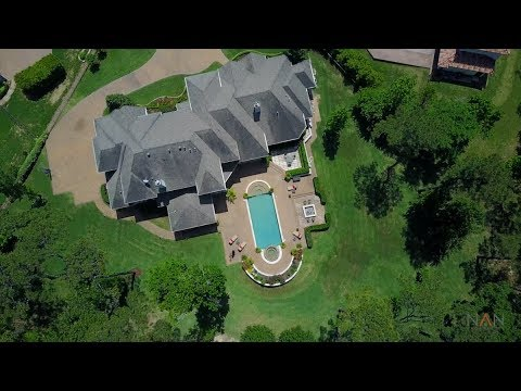 Exclusive and Private Estate in the Woodlands, Texas