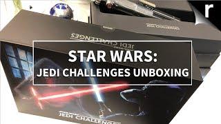 Lenovo Star Wars Jedi Challenges VR Unboxing & Setup