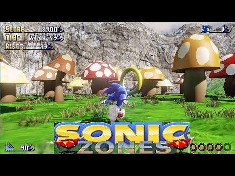 Sonic Zones UDK Sage 2017
