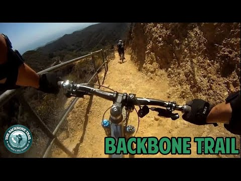 Backbone Trail from Topanga State Park to Will Rogers State Park - Malibu, CA