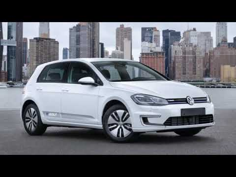 2018 VW E-Golf Price and specs
